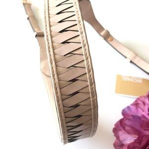 Michael Kors Bags - Micheal Kors Woven Leather Shoulder Strap